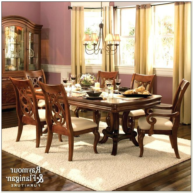 Raymour And Flanigan Florence Dining Set