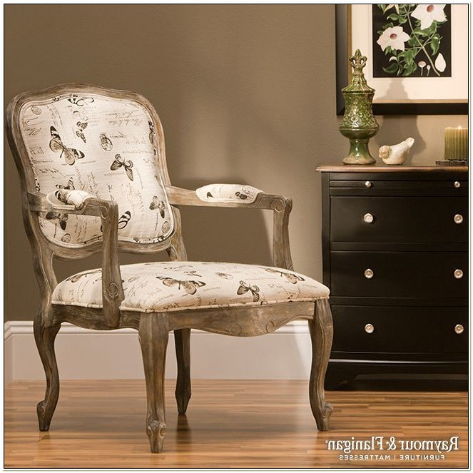Raymour And Flanigan Monarch Accent Chair