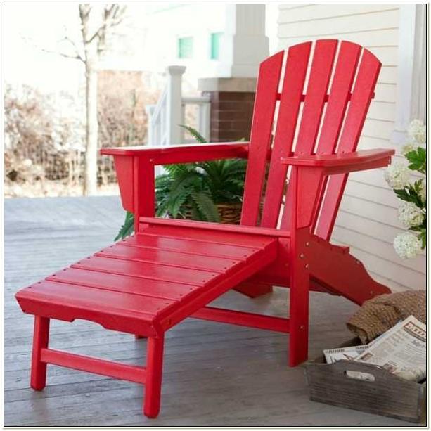 Real Comfort Adirondack Chair Ottoman
