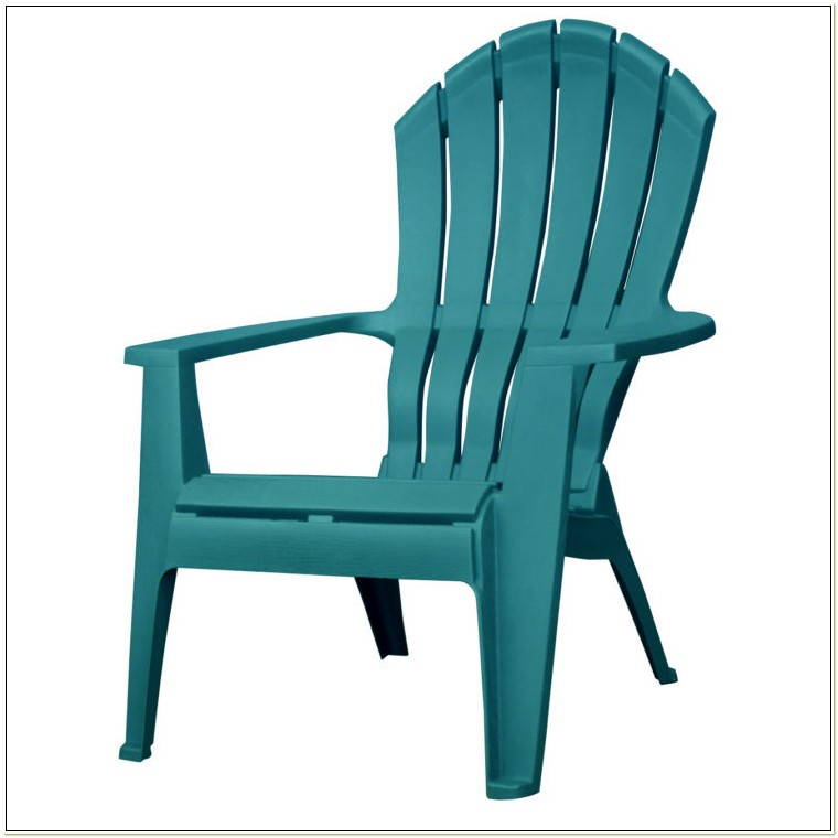 Real Comfort Adirondack Chair Turquoise