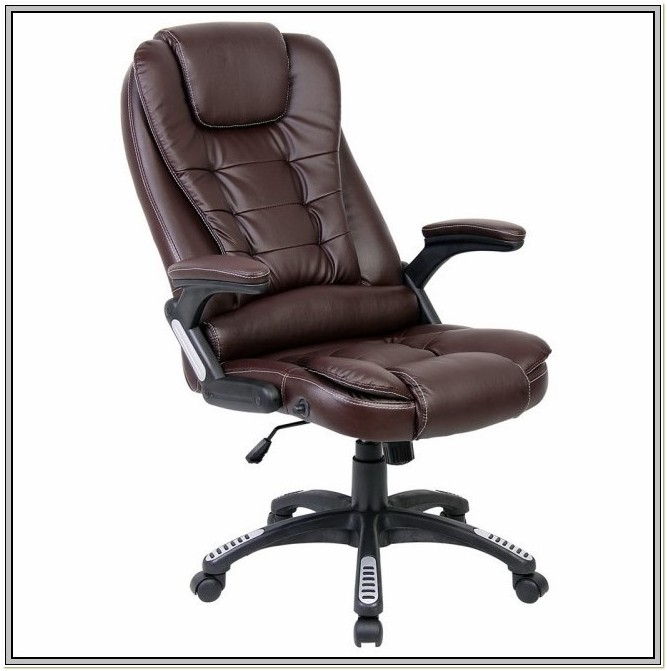 Real Leather Office Chair Canada