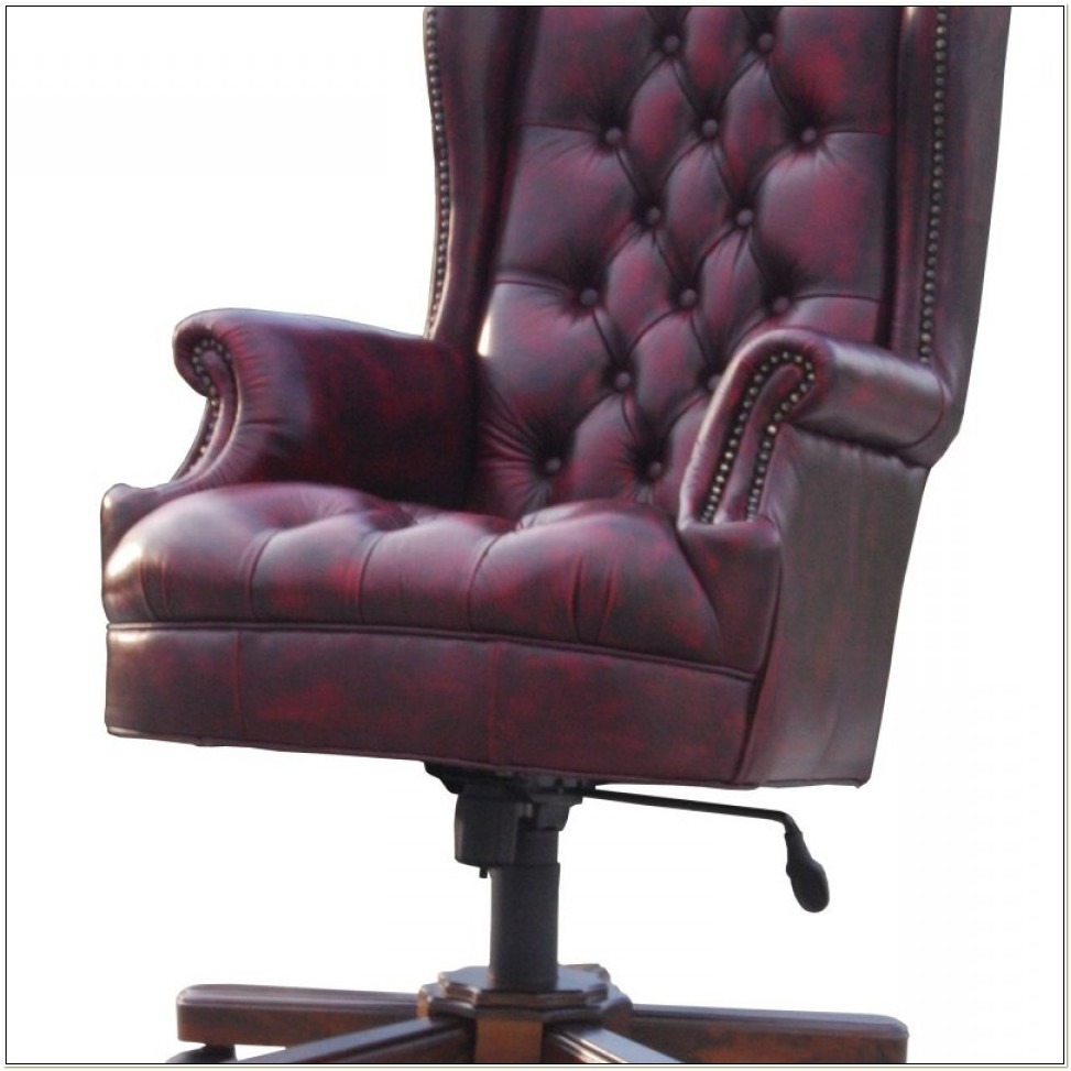 Real Leather Office Chairs Brisbane