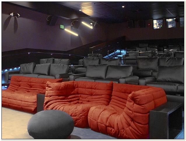 Recliner Chair Movie Theater Los Angeles