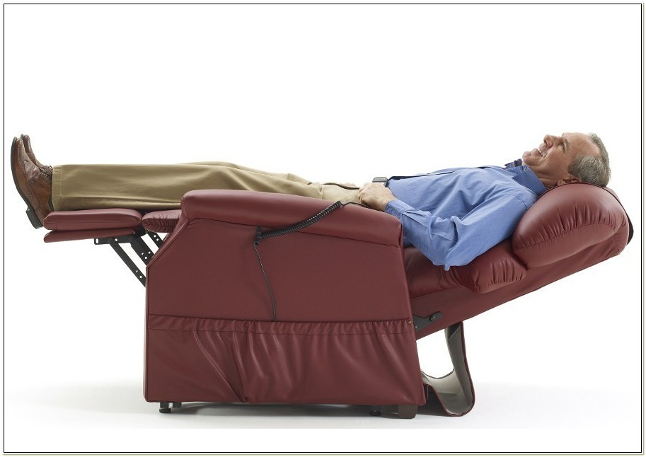 Recliner Chair With Lift Seat