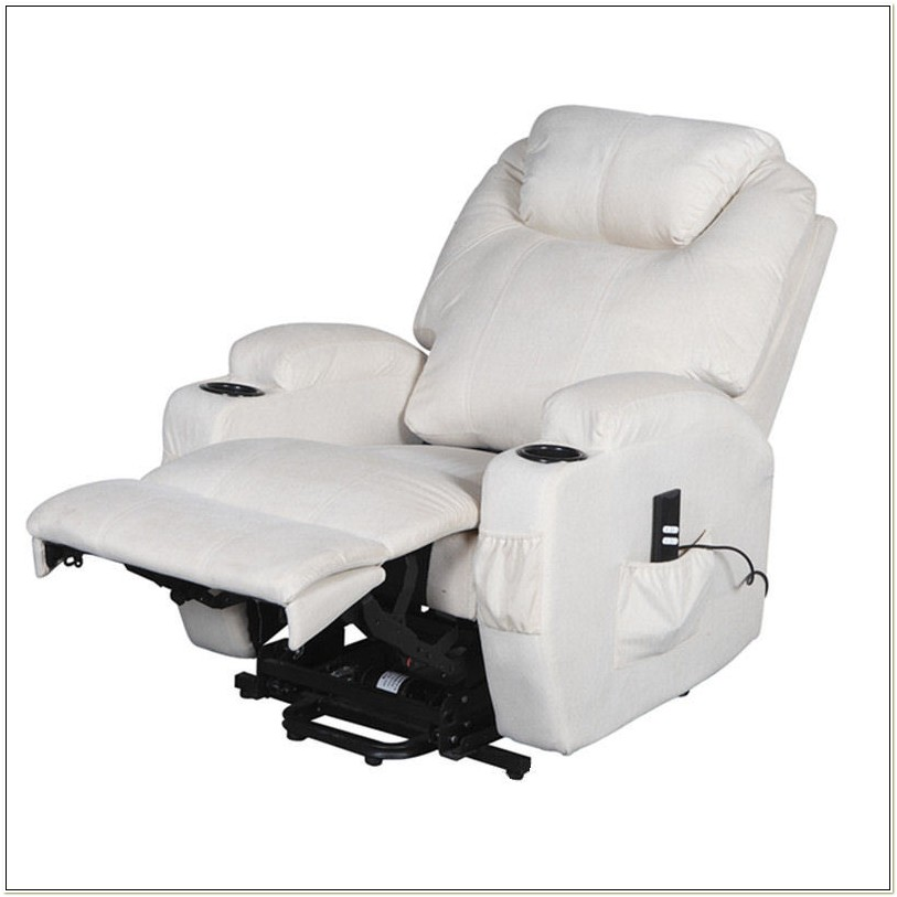 Recliner Chair With Massage Function