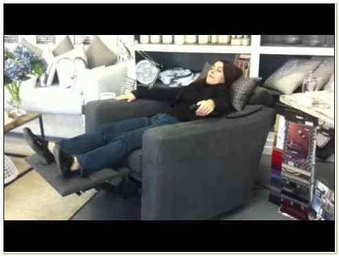 Recliner Chair With Remote Control