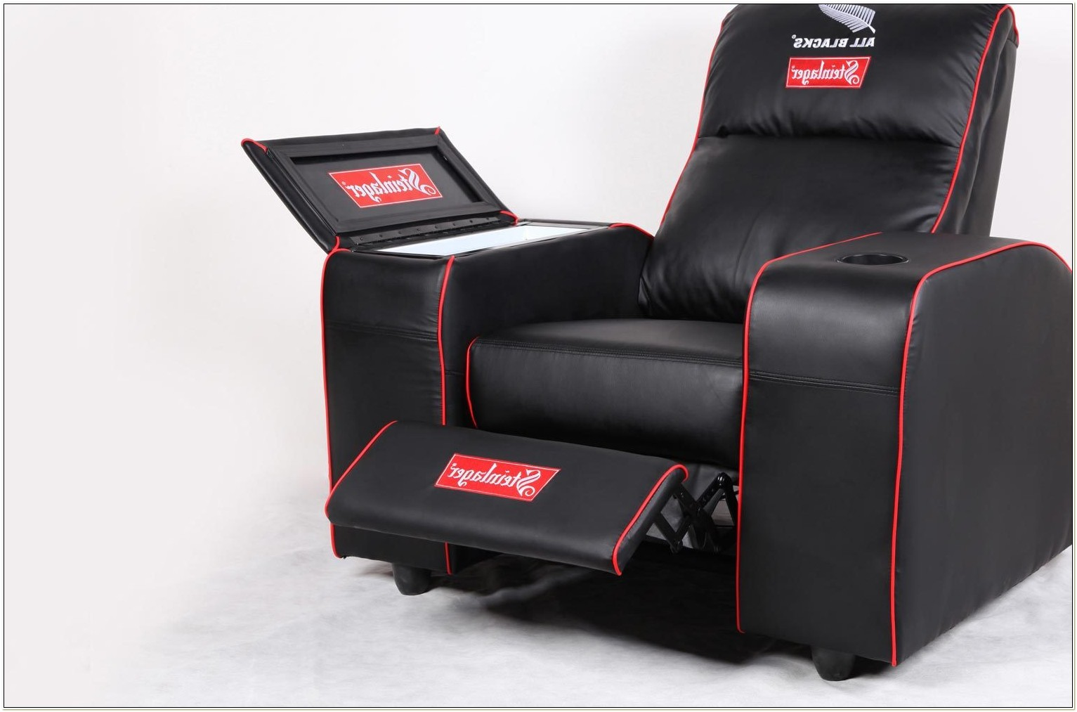Recliner Chairs With Fridge And Speakers