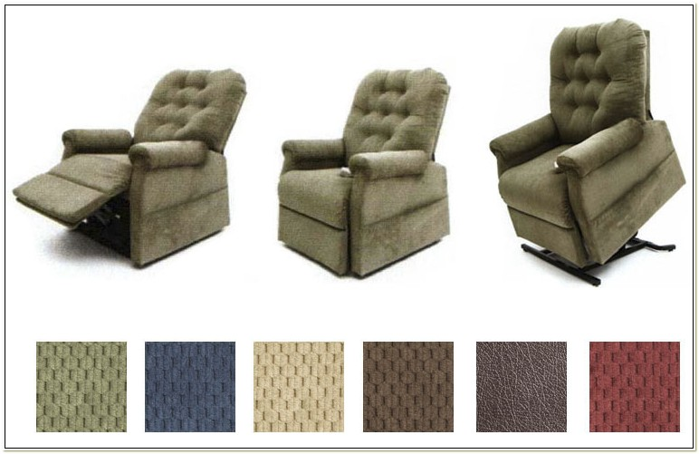 Recliner Chairs With Power Lift