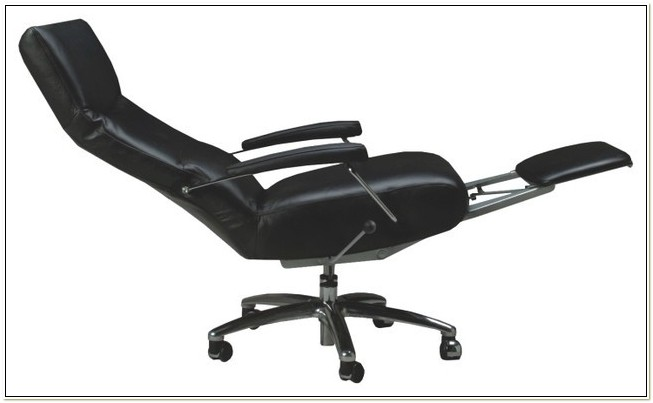 Reclining Comfortable Executive Office Chair