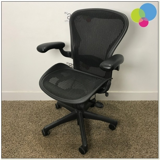 Reconditioned Herman Miller Chairs