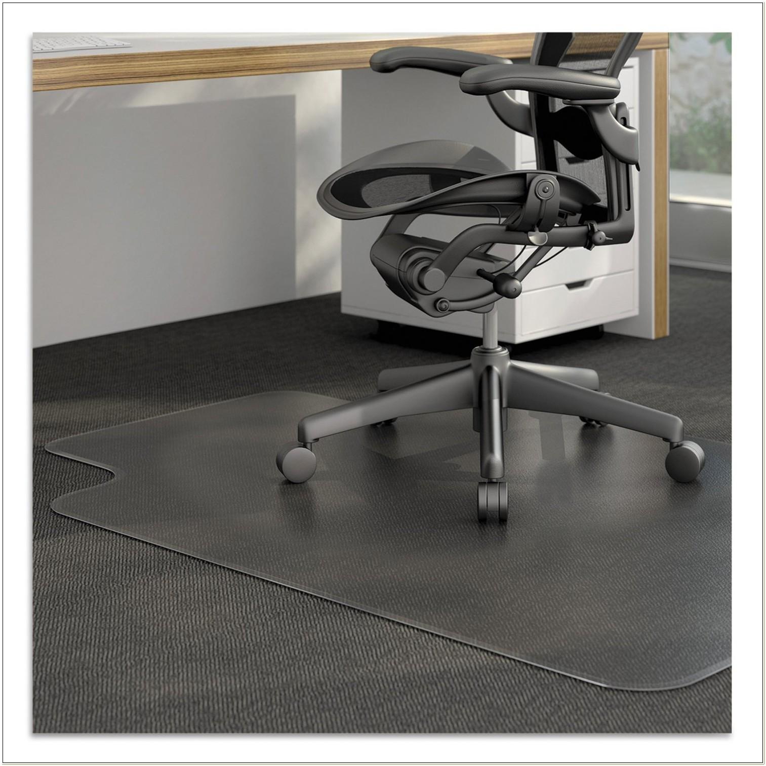 Rectangular Chair Mat For Carpet Walmart