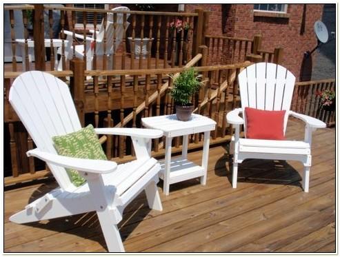 Recycled Plastic Adirondack Chairs Amish