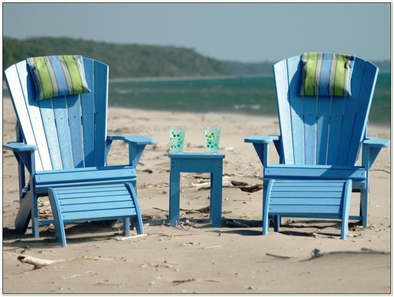 Recycled Plastic Adirondack Chairs Peterborough