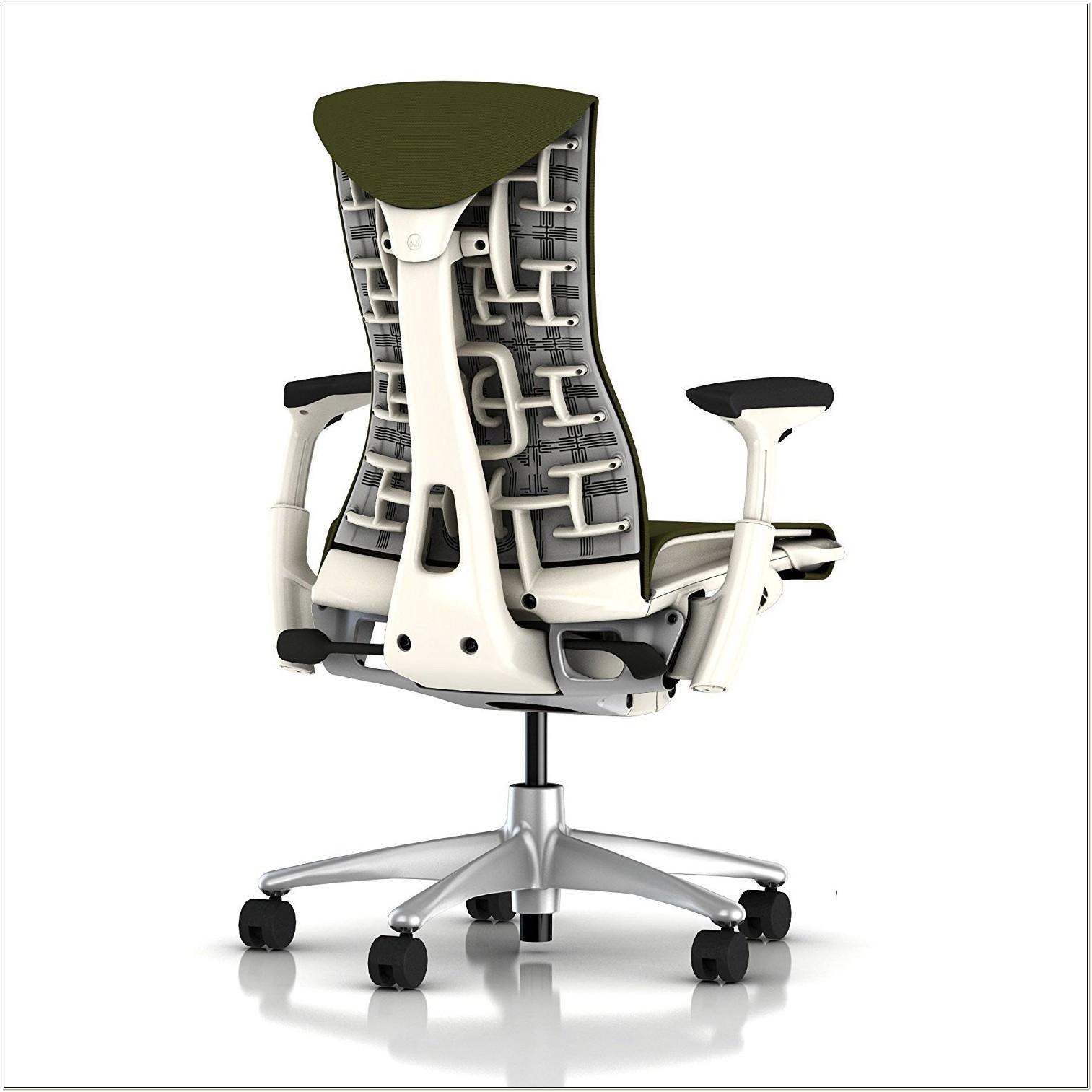 Refurbished Herman Miller Embody Chair