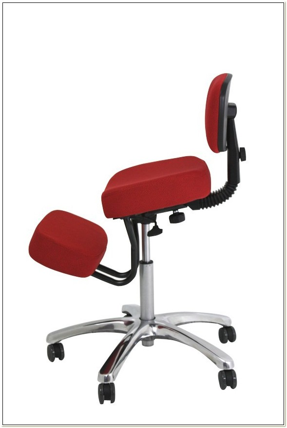 Relax The Back Kneeling Posture Chair