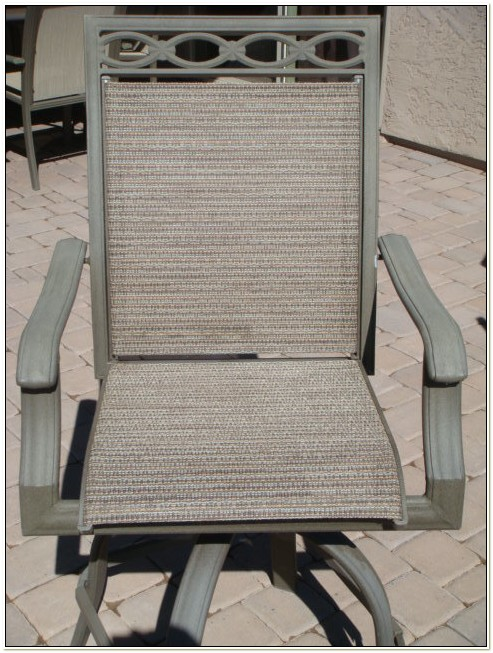 Replace Sling Chair Fabric