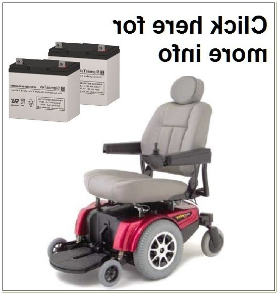 Replacement Battery For Jazzy Power Chair