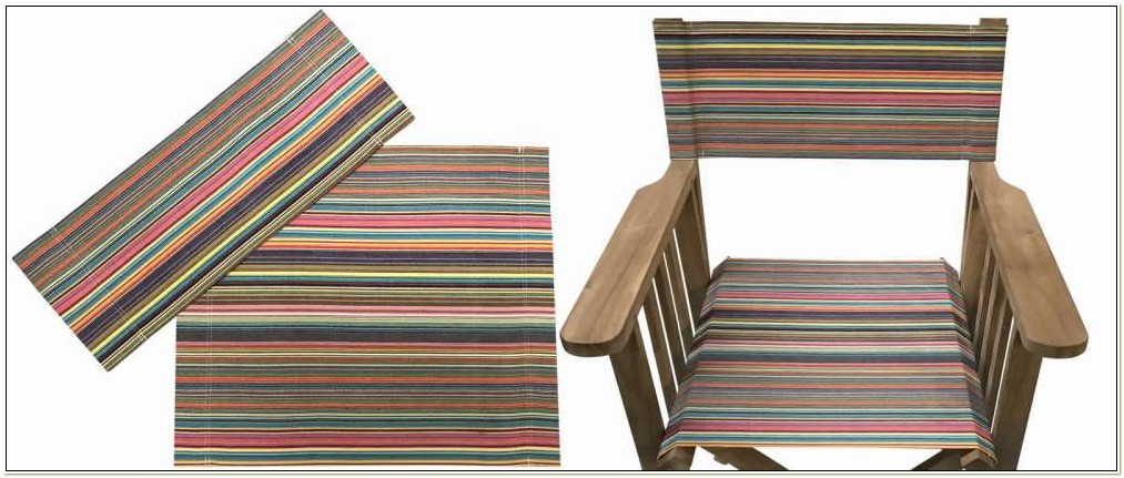 Replacement Canvas Deck Chair Covers