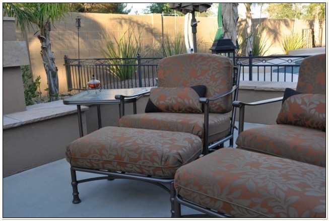 Replacement Lawn Chair Cushions