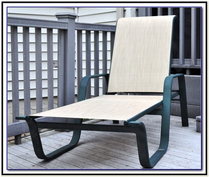 Replacement Straps For Winston Outdoor Furniture