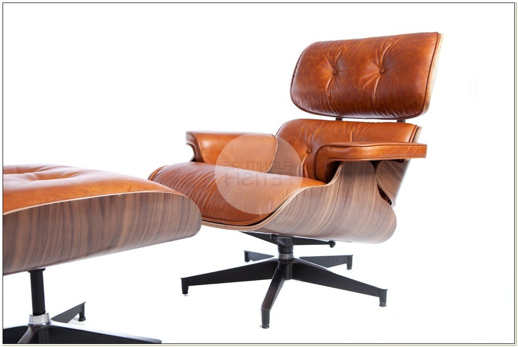 Replica Eames Lounge Chair And Ottoman