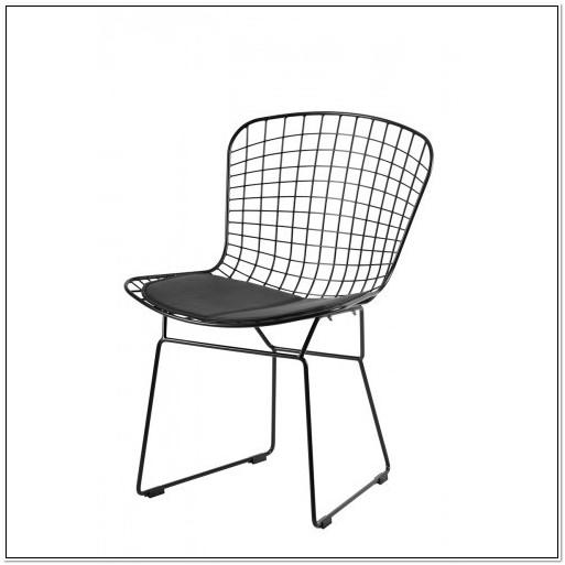 Replica Harry Bertoia Wire Chair Steel