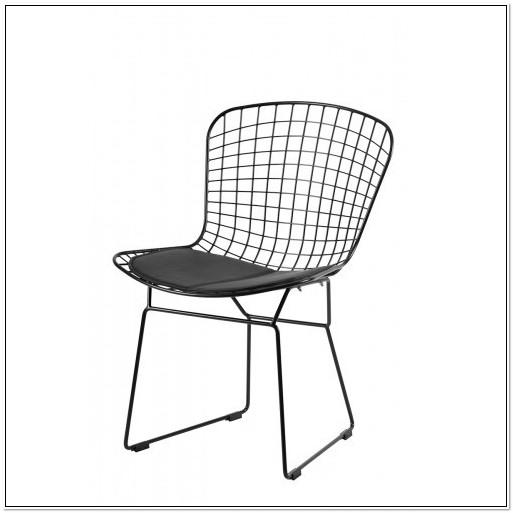 Replica Harry Bertoia Wire Side Chair