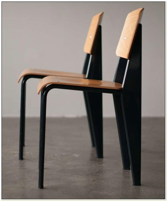Replica Jean Prouve Standard Chair Nz