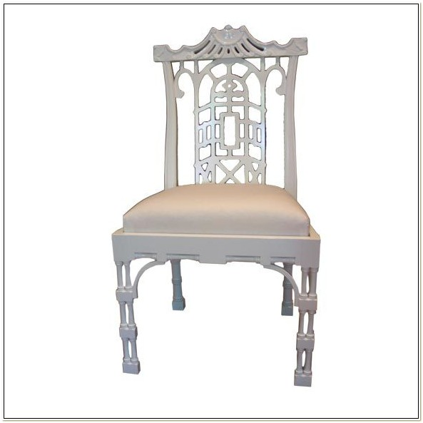 Reproduction Chippendale Dining Chairs