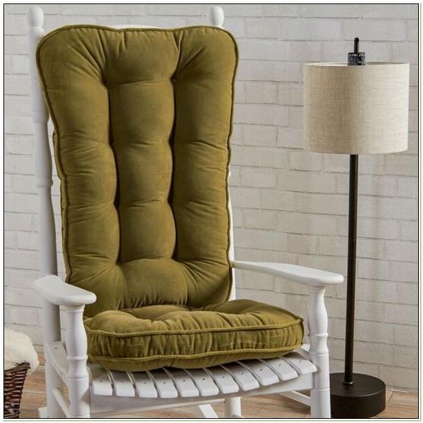 Reversible Rocking Chair Jumbo Size Cushion Set