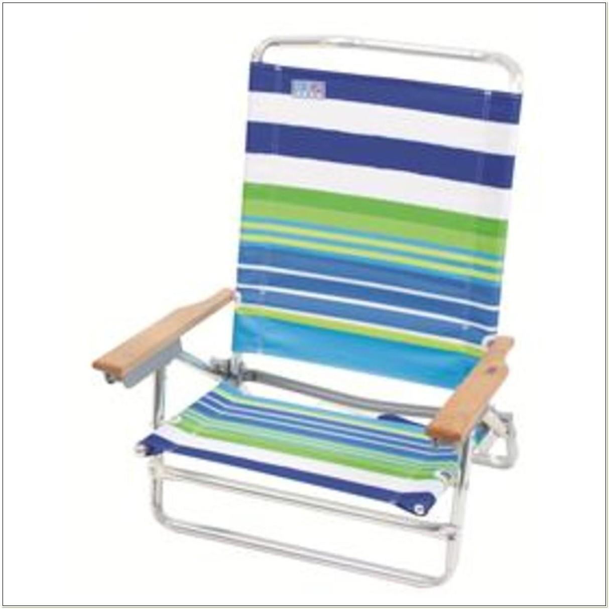Rio 3 Position High Back Beach Chair
