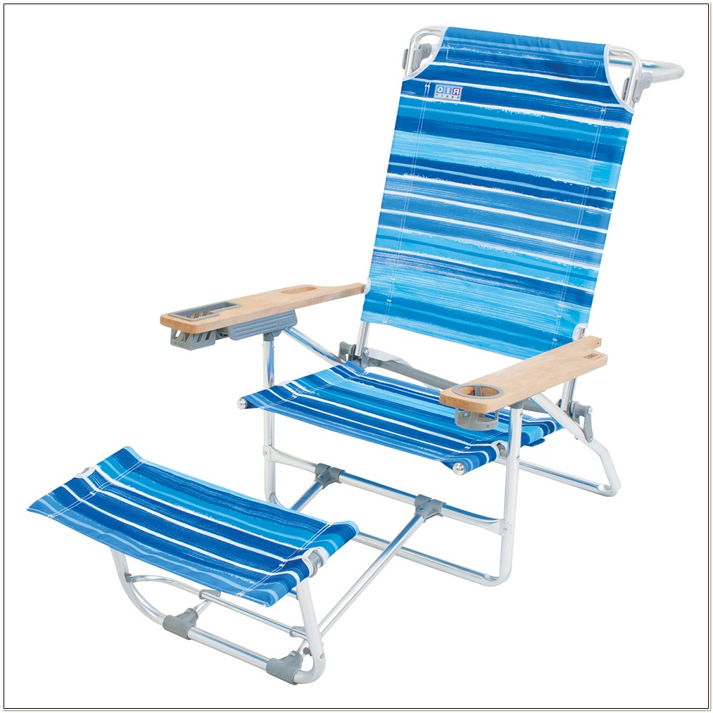 Rio Beach Chairs With Footrest