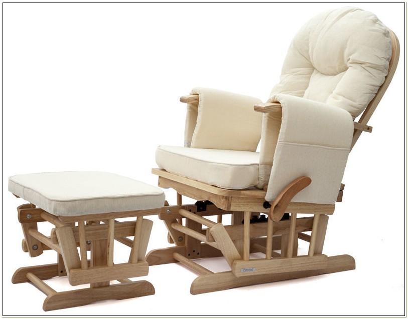 Rocking Chair Baby Breastfeeding