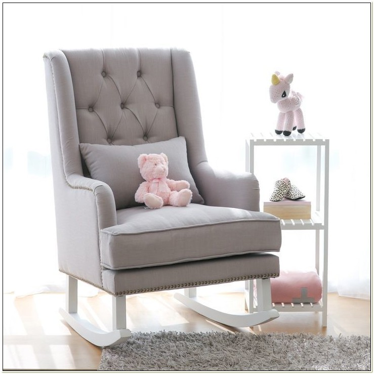 Rocking Chair For Breastfeeding