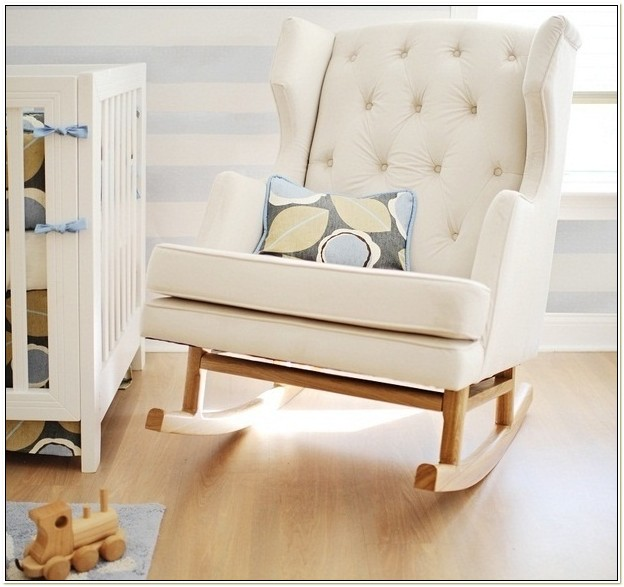 Rocking Chair For Nursing Baby
