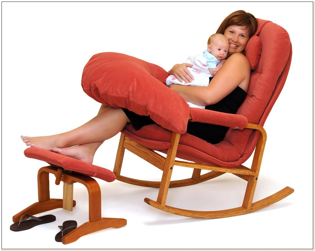 Rocking Chair For Nursing Mothers