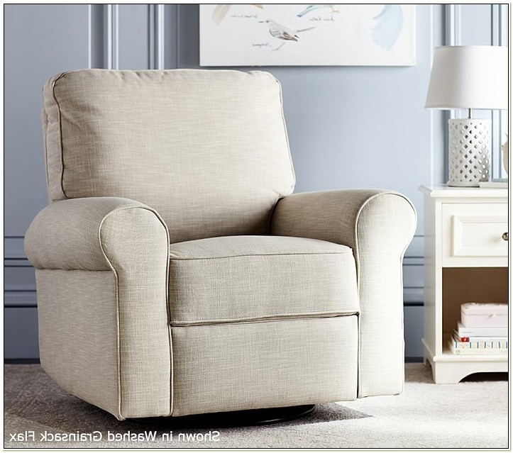 Rocking Chair Recliner For Nursery