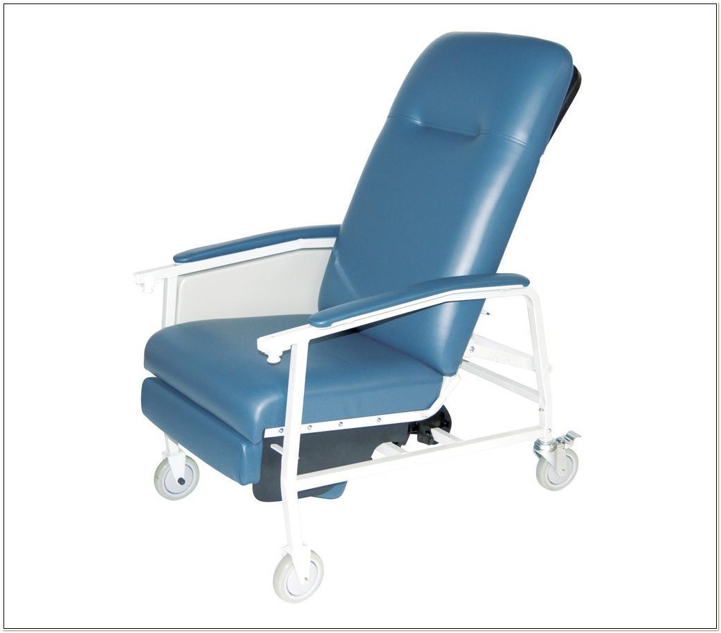 Rollabout Chair With Casters