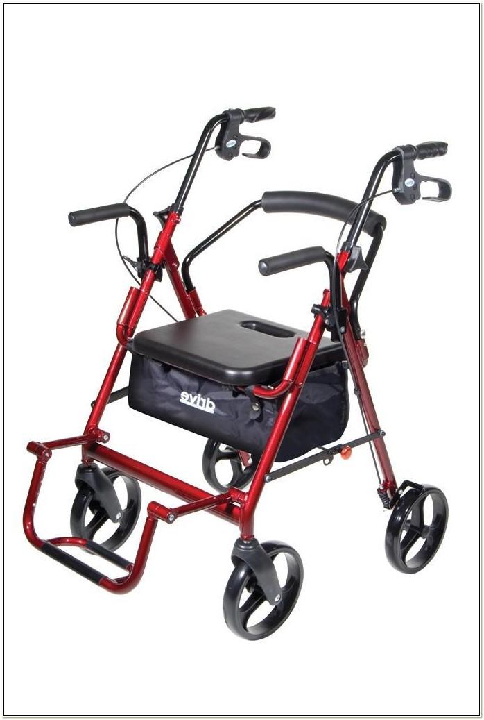 Rollator Transport Chair Amazon
