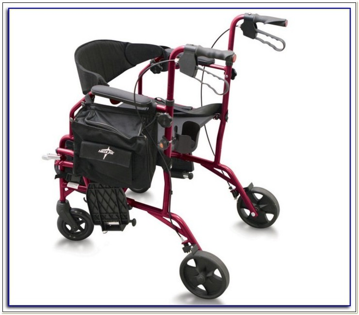 Rollator Transport Chair Uk