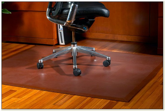 Rolling Chair Mat For Hardwood Floor