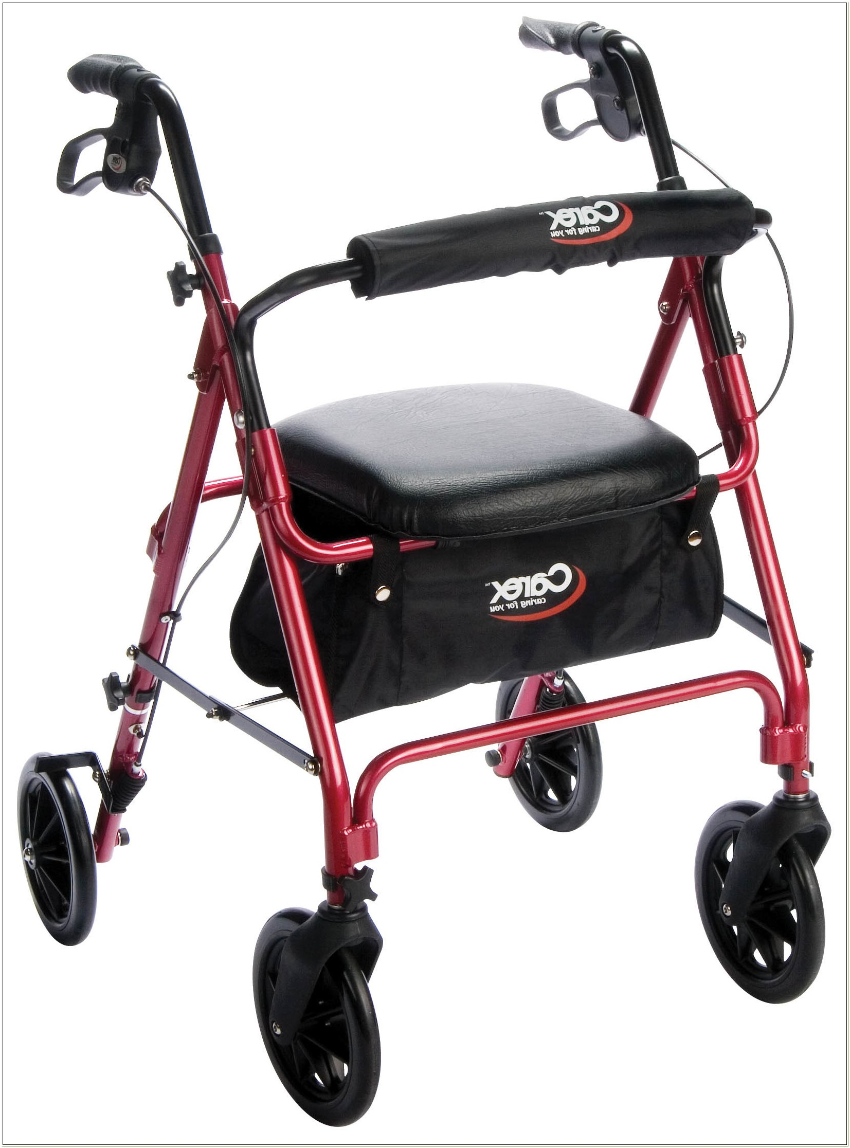 Rolling Walker With Chair