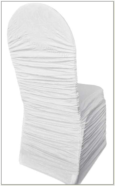 Rouge Spandex Chair Covers