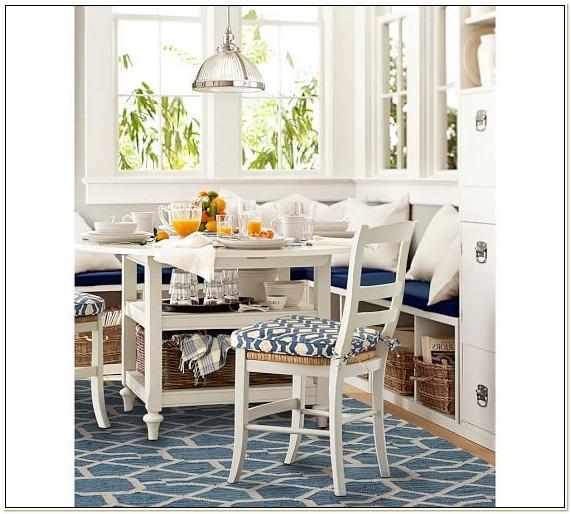 Royal Blue Dining Chair Cushions
