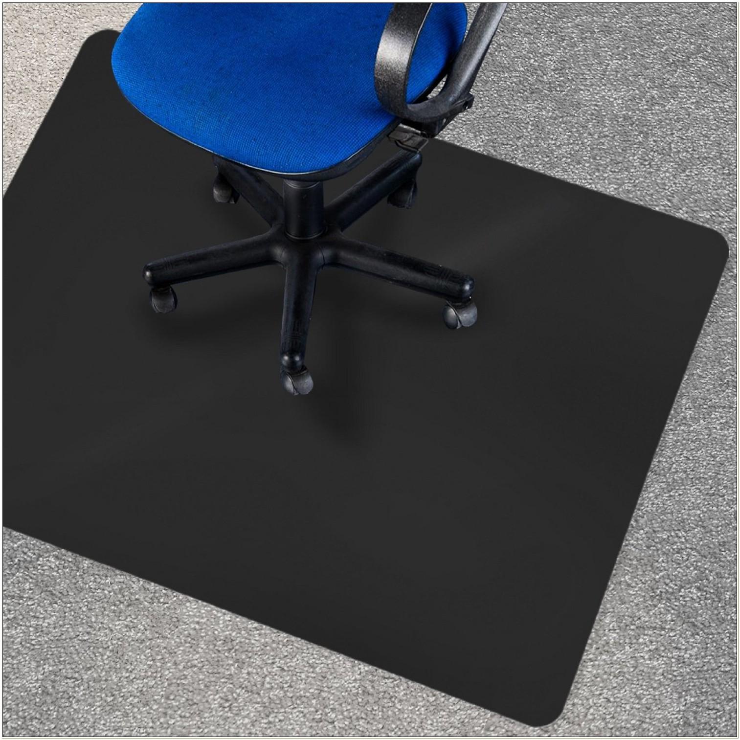Rubber Chair Mat For Carpet