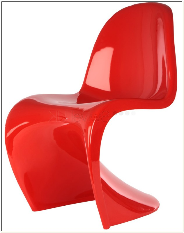 S Chair Verner Panton