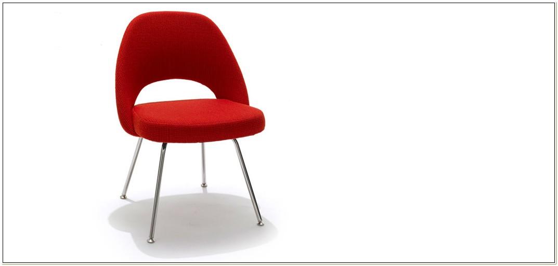 Saarinen Executive Armless Chair 3d