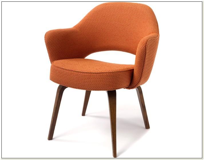 Saarinen Executive Chair Wood Legs
