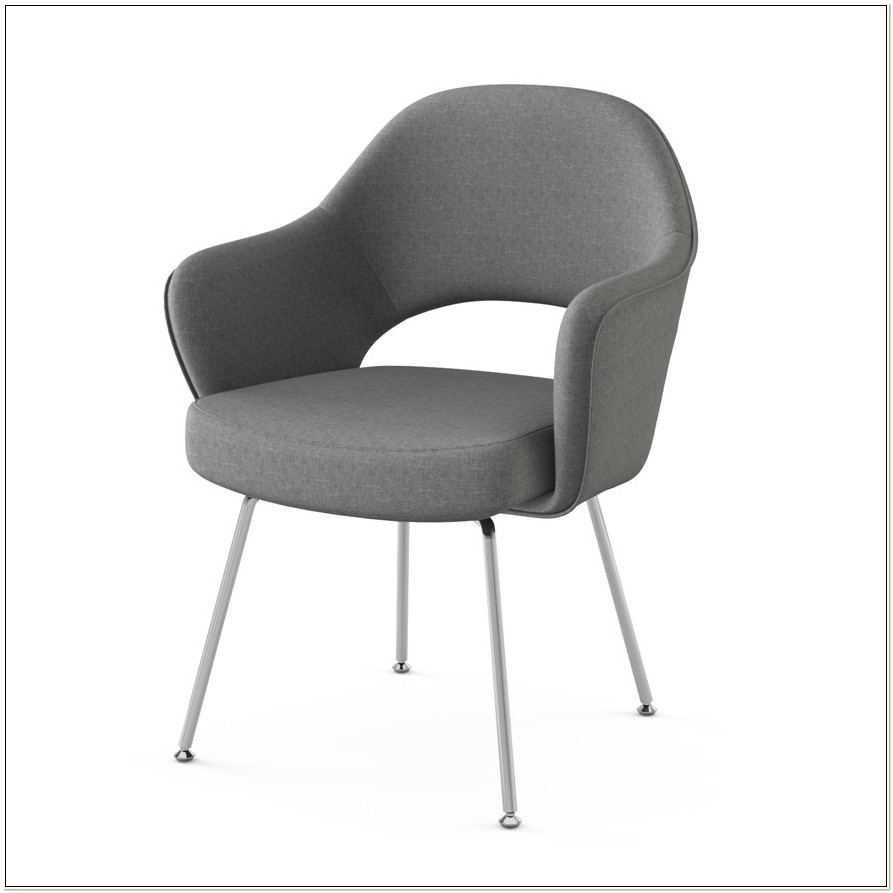 Saarinen Executive Side Chair Knoll