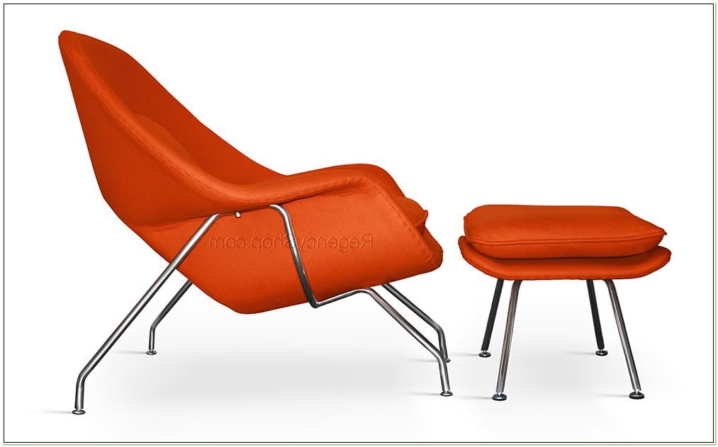 Saarinen Womb Chair Reproduction